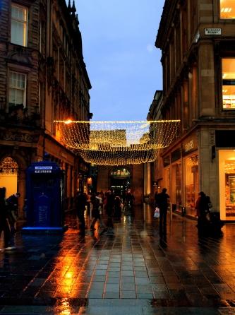 Buchanan Street v Glasgow